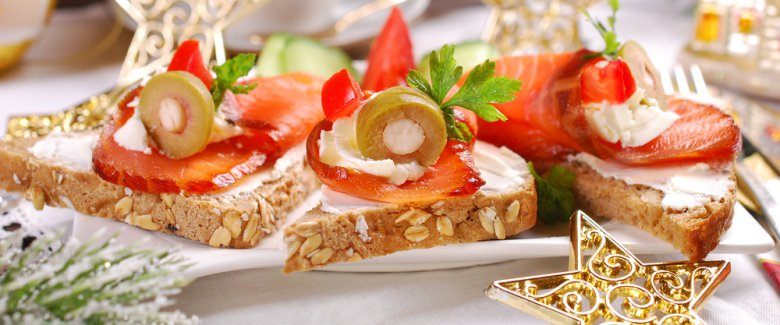 Ricette finger food di natale for Finger food ricette